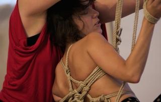 Bondage Performance Pornfilmfestival
