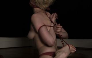 Bondage mit Jo Pollux