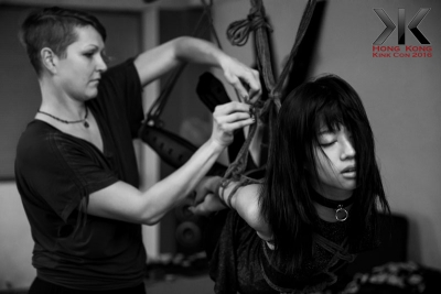 Bondage Performance Hong Kong Kink Con