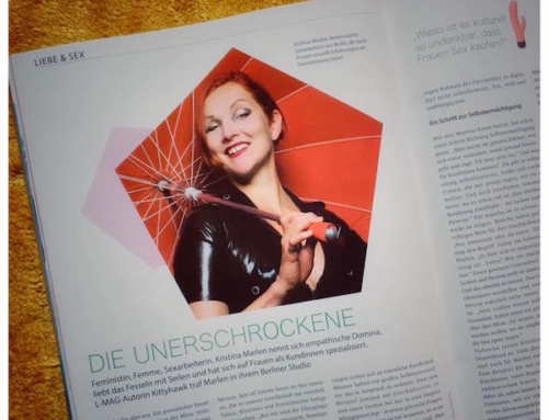 Kristina Marlen in L-MAG
